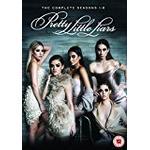 Pretty little liars dvd Filmer Pretty Little Liars - Season 1-6 [DVD]